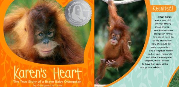 BOOK > From San Diego Zoo >>Karen's Heart: The True […]