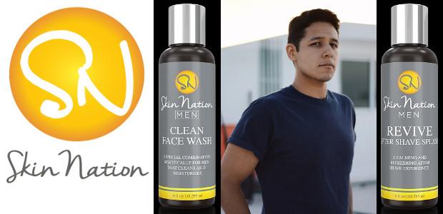 "Skin Nation all natural ""Clean Face Wash for Men"" and […]"