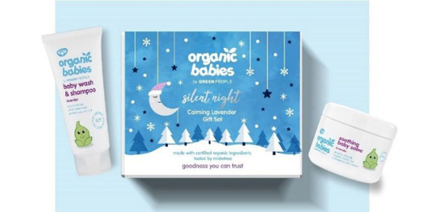 CELEBRATE BABY'S 1ST CHRISTMAS WITH GREEN PEOPLE'S NEW-LOOK SILENT NIGHT […]
