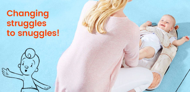 THE AWARD WINNING PORTABLE BABY CHANGING MAT THAT PROMISES TO […]