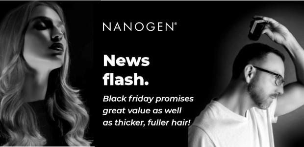 www.nanogen.com FACEBOOK | INSTAGRAM | YOUTUBE