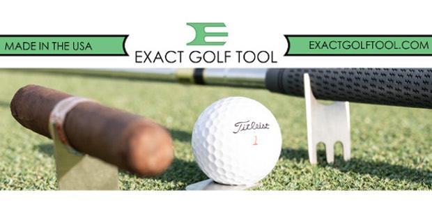 Exact Golf Tool www.exactgolftool.com FACEBOOK | INSTAGRAM | YOUTUBE Exact […]