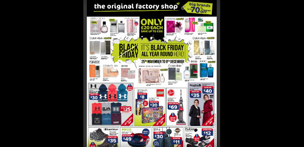 The Original Factory Shop was established back in 1969, with […]