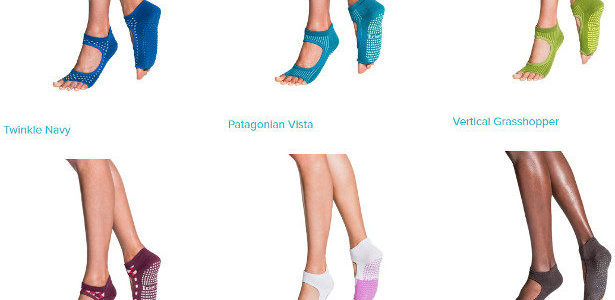 Tucketts are non-slip grip fitness socks that allow your toes […]