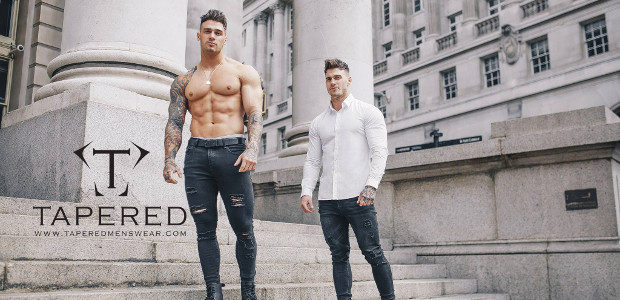 Tapered Fit Shirts are specifically designed for muscular/athletic guys. taperedmenswear.com […]
