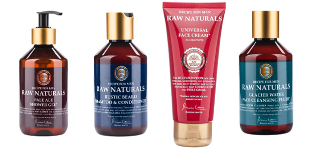 RAW NATURALS, THE SWEDISH WINTER-TESTED NATURAL MEN'S SKINCARE RANGE ARRIVES […]