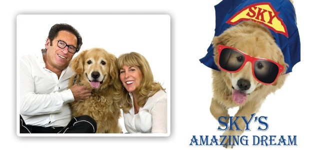 """""""Sky's Amazing Dream,"""" a picture book by bestselling author Mark […]"""