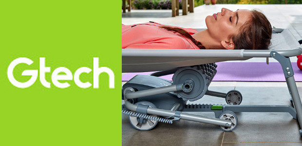 Gtech inventor designs massage robot www.gtech.co.uk YOUTUBE | INSTAGRAM | […]