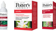 So Good For Athletes… Potter's Herbals, Activflex / Muscle Rub […]