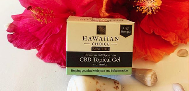For Valentines Day, Hawaiian Choice CBD Topical Gel is great […]