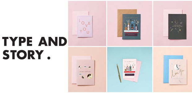 Type and Story is a paper-based lifestyle brand launching in […]