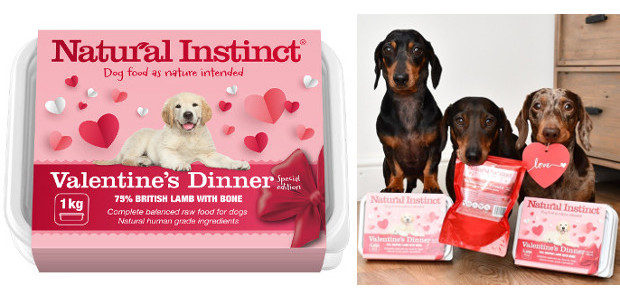THE NATION OPTS FOR 'PUPPY LOVE' THIS VALENTINE'S DAY www.naturalinstinct.com […]