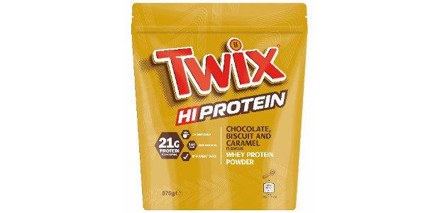 NEW! Twix® Chocolate, Biscuit & Caramel flavour Whey Protein Powder. […]