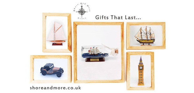 A Gift From Shore & More… Simply Delightful Ideas for […]