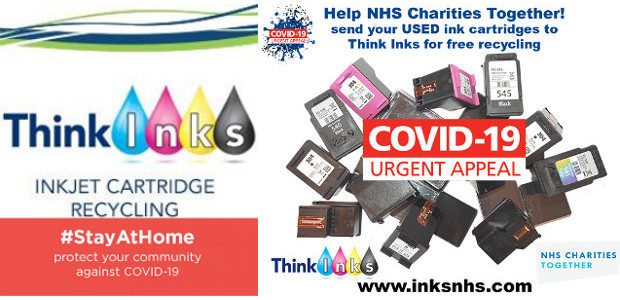 Think Inks UK donate up to £5 for each used […]