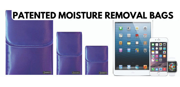 Absorbits are the only patented moisture removal bags for electronics […]