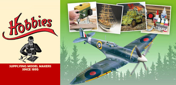 Leading model making supplier Hobbies marks 125th anniversary www.hobbies.co.uk FACEBOOK […]