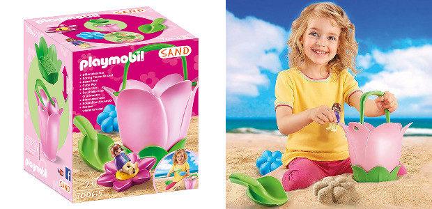PLAYMOBIL SAND Spring Flower Bucket (PLAYMOBIL): Use the leaf-shaped shovel […]