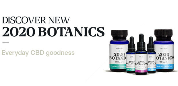 INDULGE IN THE EVERYDAY WITH THE LAUNCH OF 2020 BOTANICS:HIGH […]