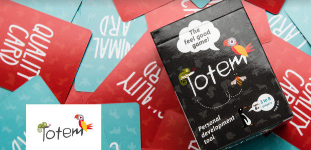 Totem, the feel good game. Totem is a card game […]