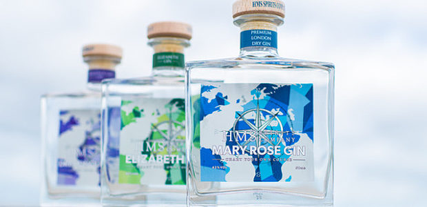 Is the finest G&T mixed with Dreadnought… quite possibly! www.hmsspirits.com […]