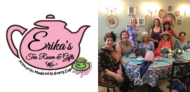 Experience Erika's Tea Room Customized High Tea & Scone Gift […]