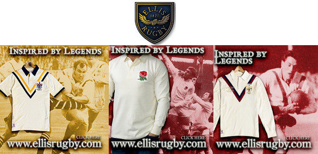 CLASSIC RUGBY UNION & RUGBY LEAGUE by ELLIS RUGBY ELLIS […]