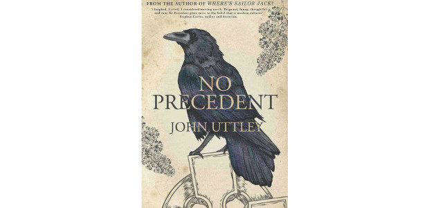 No Precedent by John Uttley #NoPrecedent #NoPrecedentBook @ JohnRUttley There […]