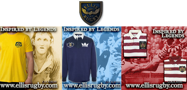 LASSIC RUGBY UNION & RUGBY LEAGUE by ELLIS RUGBY ELLIS […]