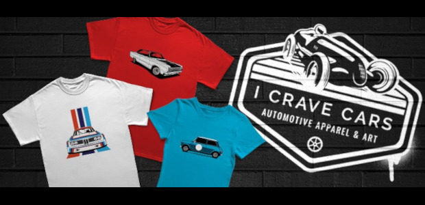 I Crave Cars Automotive-Themed Gifts for Men icravecars.com I […]