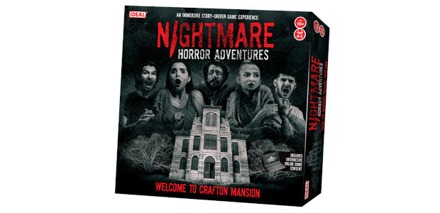 BRING YOUR NIGHTMARES TO LIFE WITH NIGHTMARE HORROR ADVENTURES EXPERIENCE […]