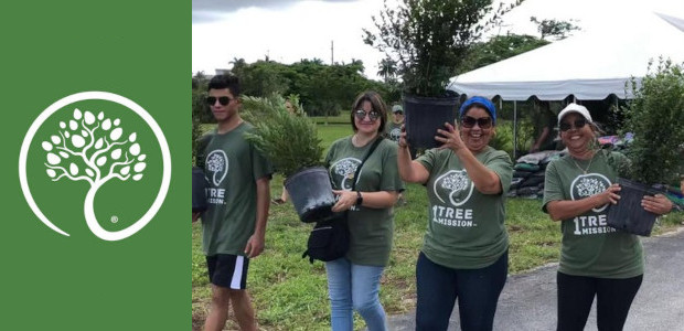 1 TREE MISSION® PLANTING TREES TODAY FOR A BETTER TOMORROW […]