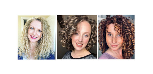 Here come the curls!… Oh hey curly – It's time […]