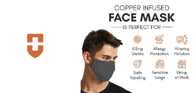 Pure Everlasting Protection. www.copperclothing.com High quality anti-microbial copper- infused lifestyle […]