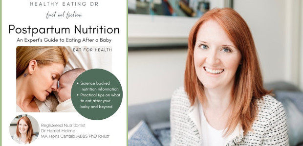 Postpartum Nutrition: An Expert's Guide to Eating After A Baby […]