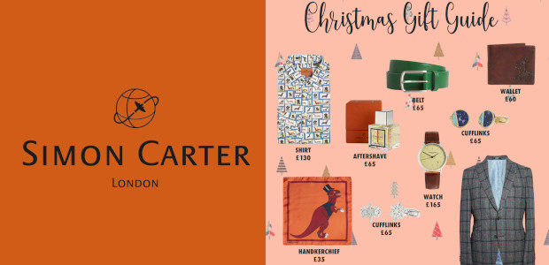 Simon Carter | London | Accesories & Clothes Store @ […]