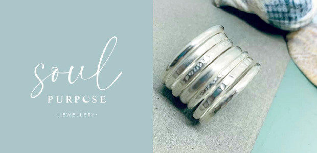 Personalised silver jewellery, handmade in the UK. Made with soul, […]
