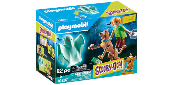 PLAYMOBIL SCOOBY-DOO! Scooby and Shaggy with Ghost – PLAYMOBIL continues […]