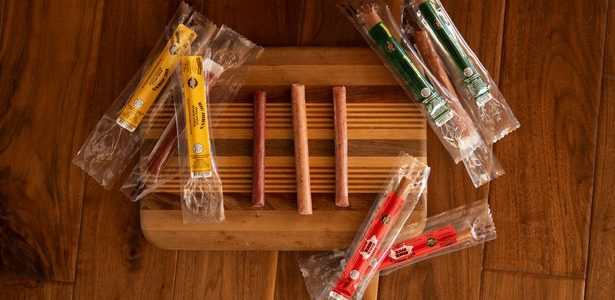 Marina's Kitchen Snack Sticks… Delicious Nitrite Free Snack Sticks that […]