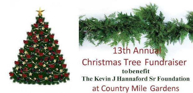 The 13th Annual Christmas Tree Fundraiser to benefit the Kevin […]