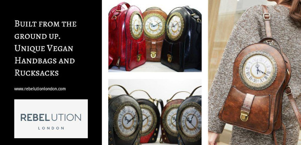 Rebelution London… A new range of unique handbags and rucksacks […]