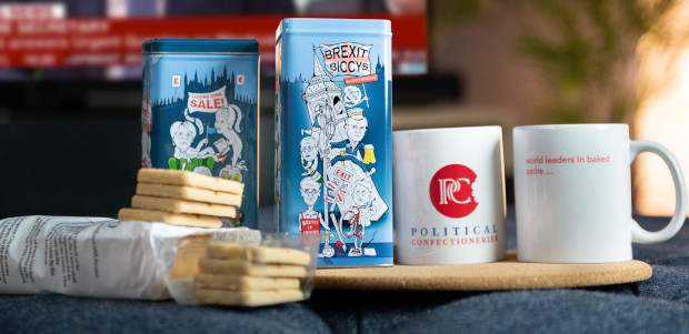 Wrapped up inside Article 50 >>> THE BREXIT BISCUIT….. PICK […]