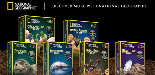 National Geographic Shark Teeth Dig Kit Visit the National Geographic […]