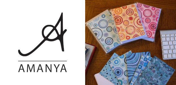 Sending a handwritten note in lockdown… writing cards by Amanya […]