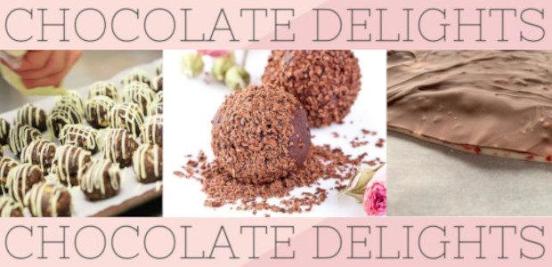 Wonderful chocolate gifts & treats! Valentines day chocolate truffles – […]