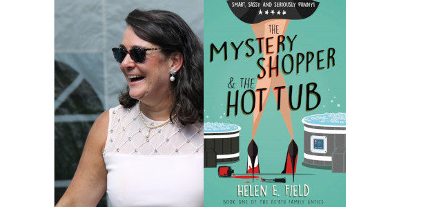 The Mystery Shopper & the Hot Tub byHelen E Field […]