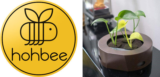 Easy Pot from www.hohbee.com… an adorable green gift ! Hohbeestore […]