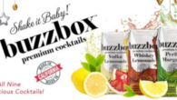 buzzbox Premium Cocktails Now Available For Online Purchase! buzzbox.com