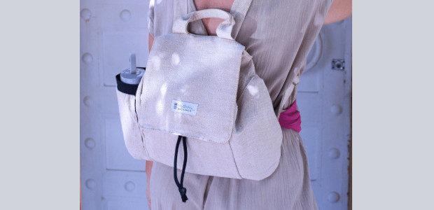 MyShittyBackpack® Timeless 5 pocket hemp/cotton bagpack. myshittybackpack.com (The 15% off […]