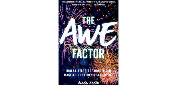 The Awe Factor: How a Little Bit of Wonder Can […]